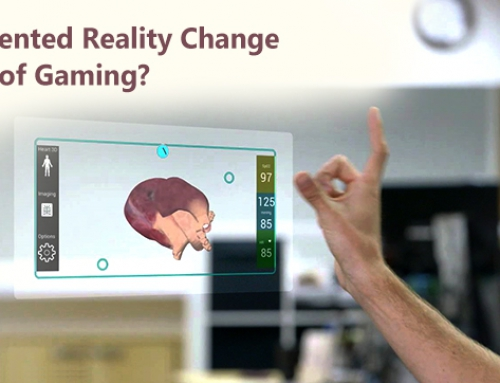 Will Augmented Reality Change the World of Gaming?